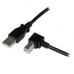 StarTech.com Cable USB 2.0 para Impresora, USB A Macho - USB B Macho, 3 Metros