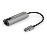 StarTech.com Adaptador de Red USB US2GA30, Alámbrico, 5000Mbit/s