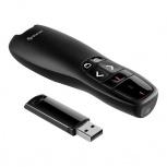 Steren Presentador Láser COM-5607, USB, Negro