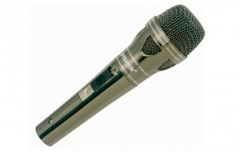Steren Micrófono Profesional M-104, Alámbrico, 3.5 Metros, Plata