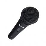 Steren Micrófono MIC-710, Alámbrico, Negro