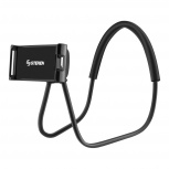 Steren Soporte Flexible para Smartphone, Negro