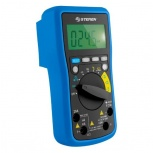 Steren Multímetro Profesional MUL-650, Bluetooth, 0.4 - 1000V