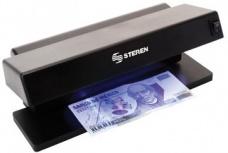 Steren Lampara Dectectora de Billetes Falsos SEG-050, Negro