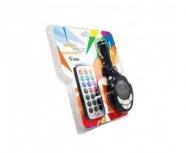 Stylos Transmisor FM STAFM-1B, USB 2.0, Negro