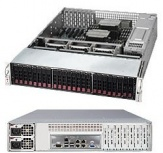 Supermicro SuperStorage 6028R-E1CR12N, Intel C612 (Barebone)