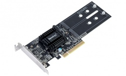 Synology Tarjeta PCI Express M2D18 de 2 Puertos, M.2