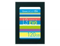SSD Team Group L3 EVO, 120GB, SATA III, 2.5