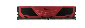 Memoria RAM Team Group ELITE PLUS Red DDR4, 2666MHz, 8GB, Non-ECC, CL19