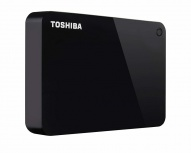 Disco Duro Externo Toshiba Canvio Advance 2.5'', 4TB, USB 3.0, Negro