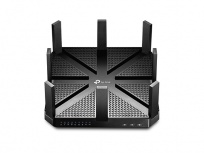 Router TP-Link Gigabit Ethernet ARCHER C5400, Inalámbrico, 2167 Mbit/s, 4x RJ-45, 2.4/5/5GHz, 8 Antenas ― ¡Optimizado para Gaming!