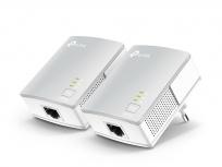 TP-Link Starter Kit del Adaptador Nano Powerline AV500 TL-PA4010KIT, 500Mbit/s