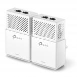 TP-Link Kit Extensor Powerline TL-PA7020, Alámbrico, 2x RJ45, 1000Mbit/s, 2 Piezas