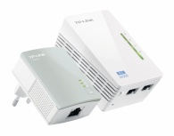 TP-Link Kit Extensor Powerline AV500 TL-WPA4220KIT, Inalámbrico, 2x RJ-45, 300 Mbit/s