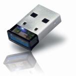 Trendnet Adaptador de Red USB TBW-107UB V2.0R, Inalámbrico, 3Mbit/s, 2.4 - 2.485GHz