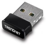 Trendnet Adaptador USB AC1200, Inalámbrico, 867 Mbit/s,Negro