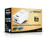 Trendnet Adaptador Powerline TPL-310AP, Inalámbrico, 200 Mbit/s