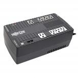 No Break Tripp Lite Serie AVR Interactivo Ultracompacto, 325W, 650VA, con Puerto USB y Alarma Silenciada, Entrada 83-147V, Salida 115-120V