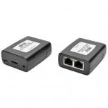 Tripp Lite Juego Extensor de Vídeo HDMI sobre Cat5 / Cat6, 1x HDMI, 2x RJ-45