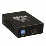 Tripp Lite Extensor de Rango B126-1A0 para Video HDMI y Audio sobre Cat5/Cat6