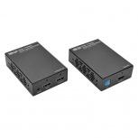 Tripp Lite Extensor de Video HDMI Alámbrico por Cat5e/6/6a, 2x HDMI, 2x RJ-45, 38 Metros
