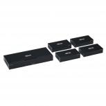 Tripp Lite Extensor HDMI Alámbrico Cat6, 2x HDMI, 4x RJ-45, 38 Metros