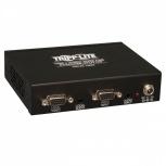 Tripp Lite Extensor de Video VGA Alámbrico, Cat5e/Cat6, 4 Puertos RJ-45, 305 Metros