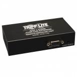 Tripp Lite Extensor de Video VGA Alámbrico por Cat5/6, 1x VGA, 1x 3.5mm, 2x RJ-45, 304.8 Metros