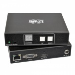 Tripp Lite Juego Extensor Ethernet LAN Gigabit DVI / HDMI sobre IP, hasta 100m