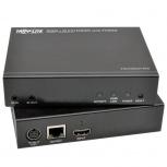 Tripp Lite Juego de Extensor HDBaseT Clase B HDMI sobre Cat5e/6/6a, 2x HDMI, 2x RJ-45, hasta 70m