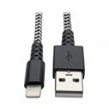 Tripp lite Cable Lightning Macho - USB A Macho, 1.83 Metros, Negro