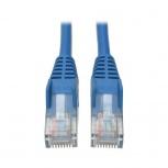 Tripp Lite Cable Patch Cat5e UTP Moldeado sin Enganches RJ-45 Macho - RJ-45 Macho, 22.9 Metros, Azul