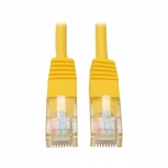 Tripp Lite Cable Patch Cat5e UTP Moldeado RJ-45 Macho - RJ-45 Macho, 2.13 Metros, Amarillo