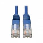 Tripp Lite Cable Patch Cat5e UTP Moldeado RJ-45 Macho - RJ-45 Macho, 3.66 Metros, Azul
