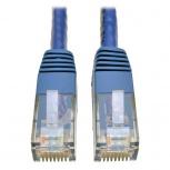 Tripp Lite Cable Patch Cat5/5e/6 UTP Premium Moldeado RJ-45 Macho - RJ-45 Macho, 30cm, Azul