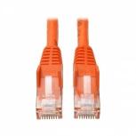 Tripp Lite Cable Patch Cat6 UTP Moldeado Sin Enganches RJ-45 Macho - RJ-45 Macho, 91cm, Naranja