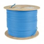 Tripp Lite Bobina de Cable Cat6, 305 Metros, Azul