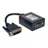 Tripp Lite Adaptador DVI-D Macho - VGA Hembra, Negro