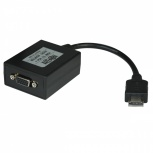 Tripp Lite Adaptador HDMI Macho - VGA HD15 Hembra, 15cm, Negro