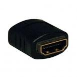 Tripp Lite Adaptador HDMI Hembra - HDMI Hembra, Negro