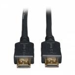 Tripp Lite Cable de Alta Velocidad HDMI Macho - HDMI Macho, 4.88 Metros, Negro