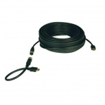 Tripp Lite Cable HDMI Macho - HDMI Macho, 30.5 Metros, Negro