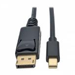 Tripp Lite Cable DisplayPort Macho - Mini DisplayPort Macho, 1.8 Metros, Negro