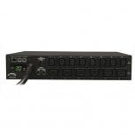 Tripp Lite PDU Monofásico para Rack 2U PDUMH30HV19NET, 30A, 200-240V, 14 Contactos