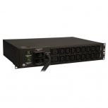 Tripp Lite PDU Monofásico para Rack 2U PDUMH32HV, 32A, 230V, 18 Contactos