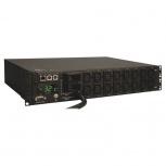 Tripp Lite PDU Monofásico para Rack 2U PDUMH32HVNET, 32A, 230V, 16 Contactos