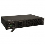 Tripp Lite PDU Monofásico para Rack 2U PDUMNH32HV, 32A, 230V, 16 Contactos