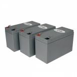 Tripp Lite Kit de Cartuchos de Baterías para UPS RBC53, 12V - 3 Baterías