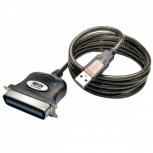 Tripp Lite Cable para Impresora, USB A - CENTRONICS 36 Macho, 1.83 Metros