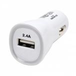 Tripp Lite Cargador para Auto, 1x USB 2.0, 5V, Blanco